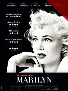 my week with marilyn c La programmation 2012