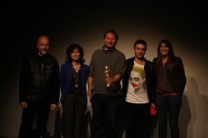 David Mackenzie au festival du film anglais et irlandais d'ajaccio