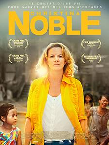 Christina Noble fait partie de la selection officielle 2015 du festival du film anglais et irlandais d'Ajaccio