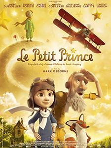 Le Petit Prince est à l'affiche du Festival du Film Anglais et Irlandais pour les scolaires dans la catégorie Maternelles et Primaires