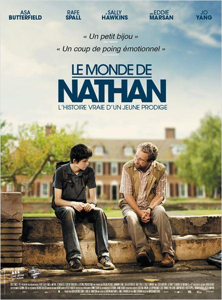 Le Monde de Nathan fait partie de la sélection scolaires du festival du film anglais et irlandais d'Ajaccio