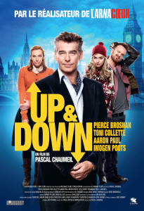 Up & Down réalisé par Pascal Chaumeil est sélectionné par le Festival du Film Anglais et irlandais d'ajaccio du 24 au 29 novembre