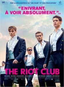 The Riot Club est sélectionné par le 7e Festival du Film Anglais d'Ajaccio 2015