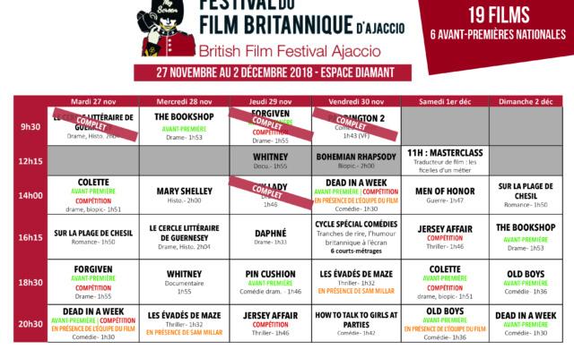 grille-horaire-festival-britannique-Ajaccio-2018