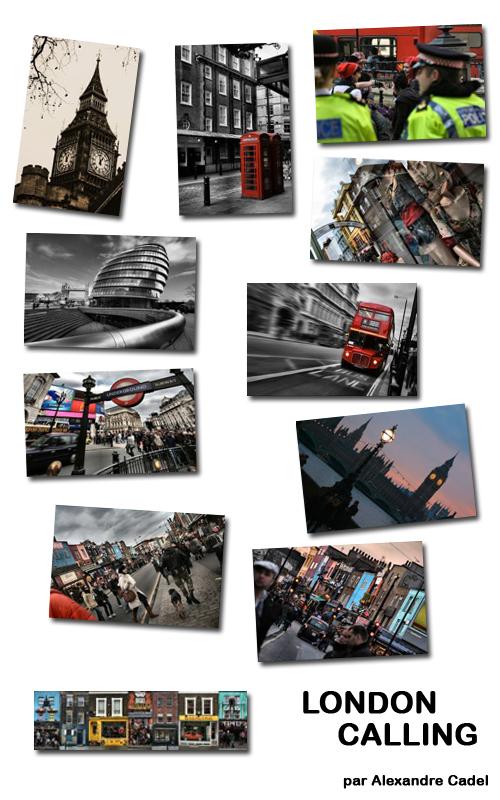 London calling - Exposition photos