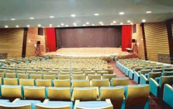 Palais des congrès ajaccio auditorium