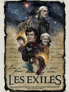 Les Exilés fait partie de la sélection 2015 du festival du film anglais et irlandais d'Ajaccio