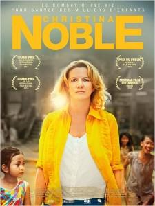 Christina Noble fait partie de la sélection officielle du 7e Festival du Film Anglais et Irlandais d'Ajaccio du 24 au 29 novembre 2015