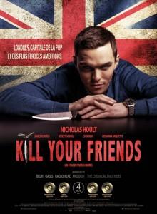 Kill Your Friend est présenté en avant-première pendant le festival du film anglais et irlandais d'Ajaccio du 24 au 29 novembre 2015