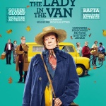 theladyinthevan-affiche